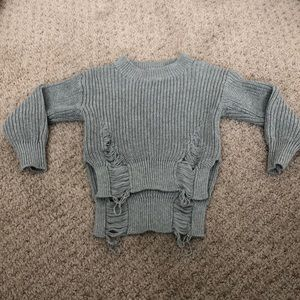 Other - Moderne Child Distressed Sweater